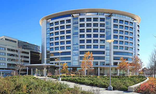 University of Iowa's Stead Family Children's Hospital