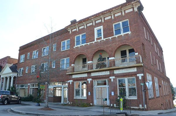 Vacant Historic South Carolina Building COuld Turn Into Hotel